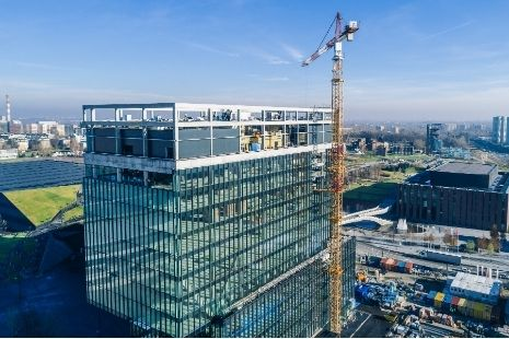 Los edificios y la construcción: coladeros de emisiones de CO2
