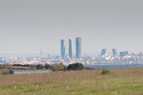 Calidad del aire en Madrid: tregua en 2020 gracias al confinamiento